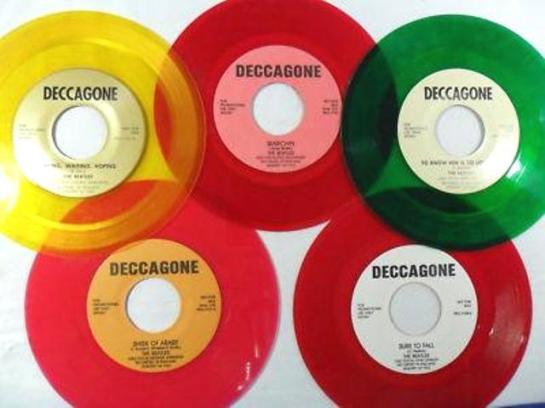 Deccagone 45s
