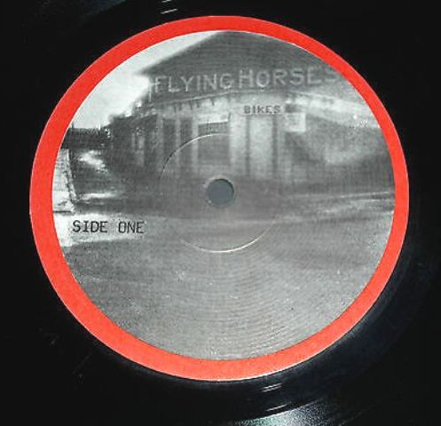 Flying Horses lbl side 1