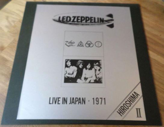 Led Zep Hiroshima LiJapan II