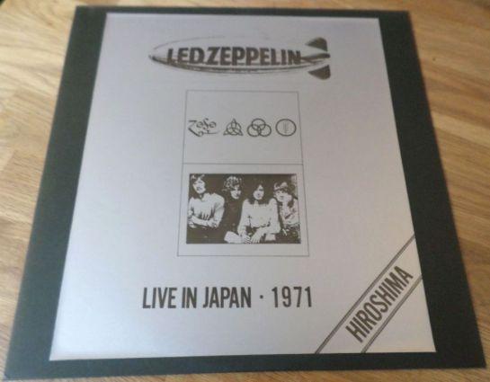 Led Zep Hiroshima LiJapan
