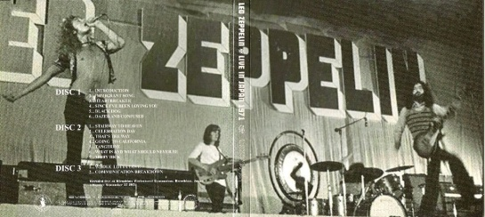 Led Zep Love & Peace