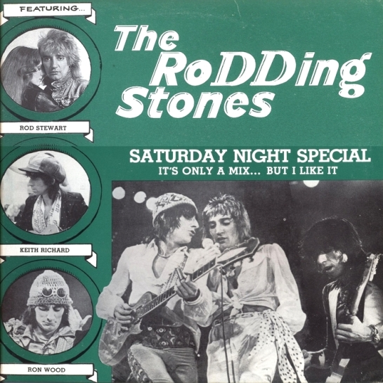 Rodding Stones SNL Sp
