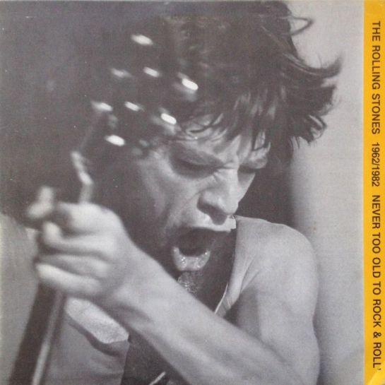 Rolling Stones 1962 1982 NTOTRnR
