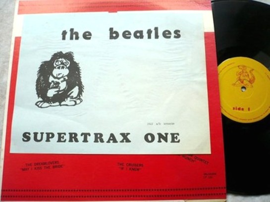 Beatles Supertrax one KK 2