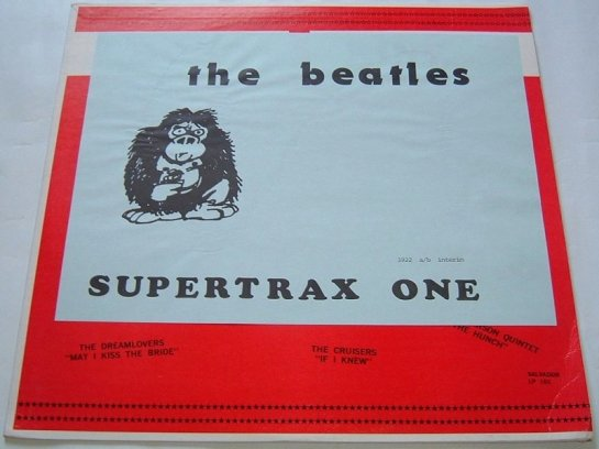 Beatles Supertrax one KK