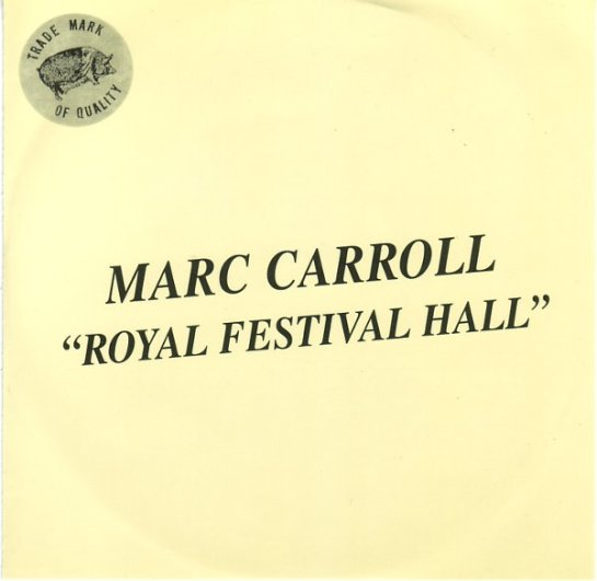 Carroll Marc RFH