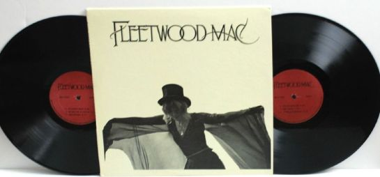 Fleetwood Mac Sm Ea red lbl