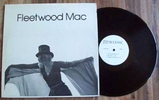 Fleetwood Mac Sm Ea white lbl