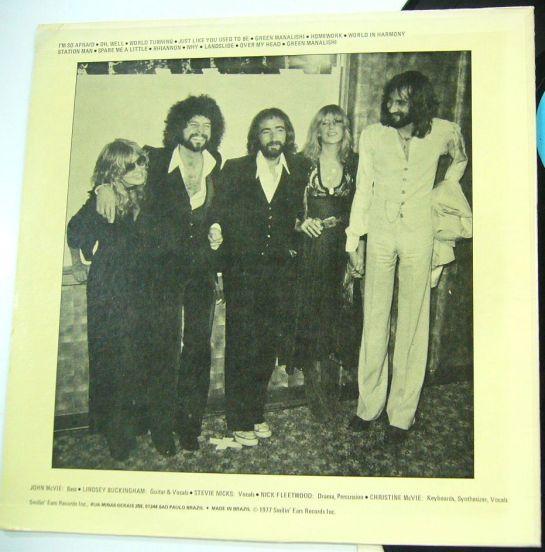 Fleetwood Mac Sm Ea