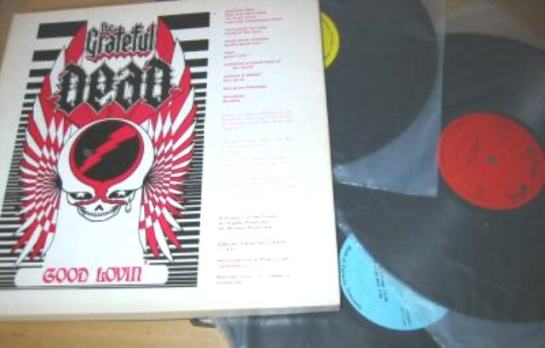 Grateful Dead Good Lovin 3