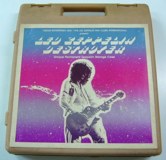 Led Zep Destroyer box