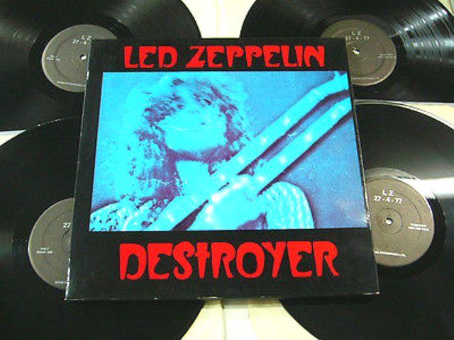 Led Zeppelin Destroyer Drgm 505 Distinguishing The
