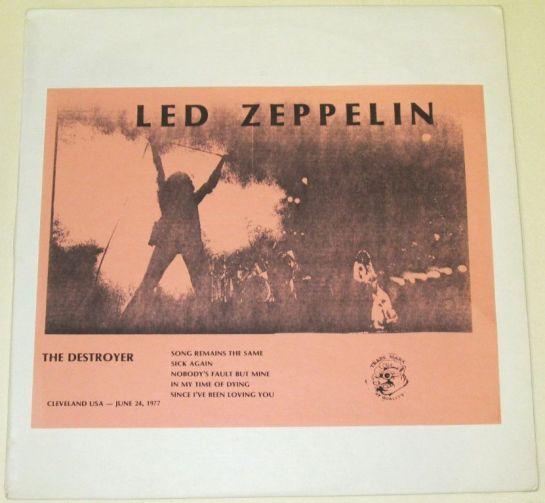 Led Zep Destroyer RE m sm pig