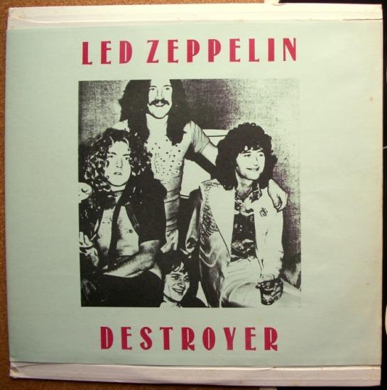 Led Zep Destroyer Seattle