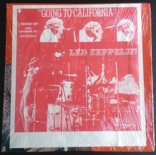 Led Zep G to Cali re