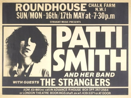 pattismith RH 76