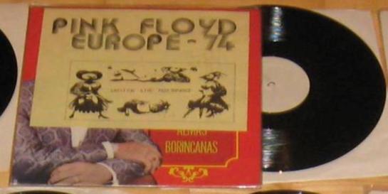Pink Floyd Europe 74 RE
