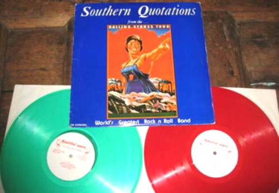 Rolling Stones Southern Quotations gree