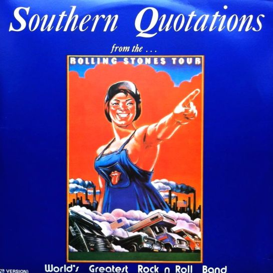 Rolling Stones Southern Quotations