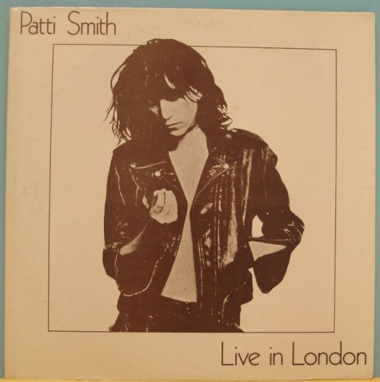 Smith P Live in London