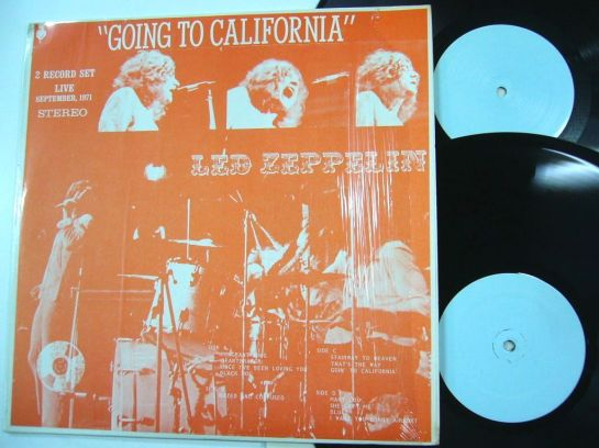 Led Zeppelin The Amazing Kornyfone Label Page 3