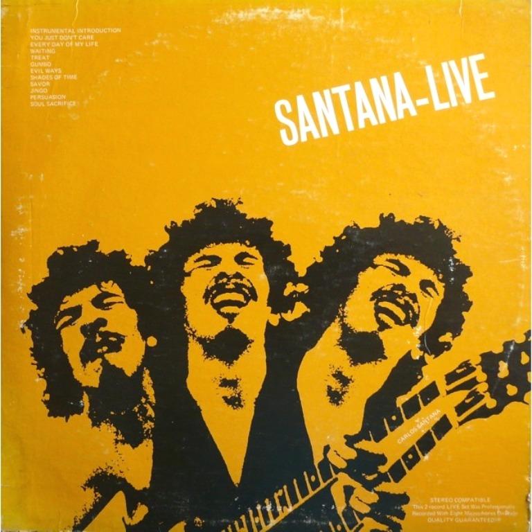 santana the amazing kornyfone label