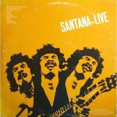 Santana Live ColItem II