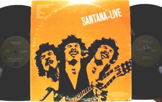 Santana Live ColItem