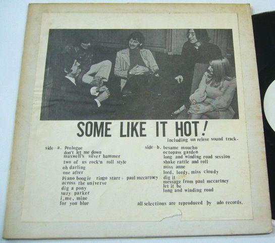 Beatles SLIH 595