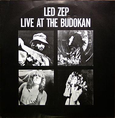 Led Zep Budokan Rem