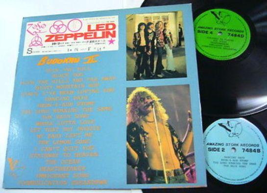 Led Zep Tokyo Amaz St b