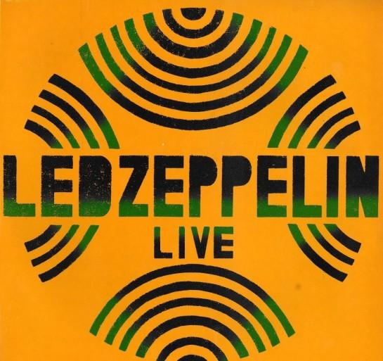 Led Zeppelin LIVE Osaka II