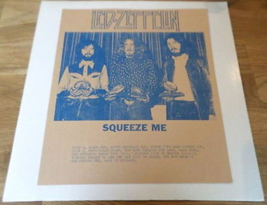 Led Zeppelin Squeeze Me