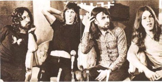 Pink Floyd Japan 72
