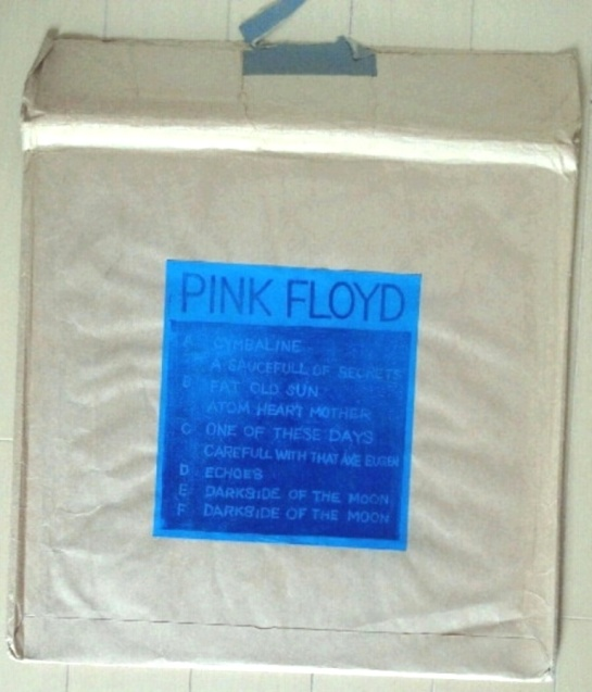 Pink Floyd Osaka tape
