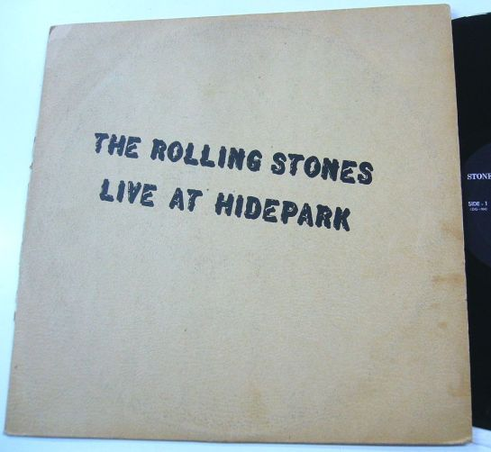 Rolling Stones Live Hidepark xl