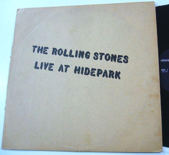 Rolling Stones Live Hidepark xl