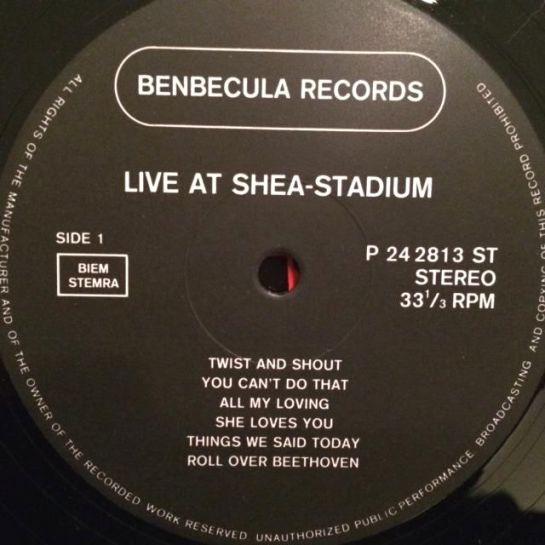 Beatles Benbecula 1