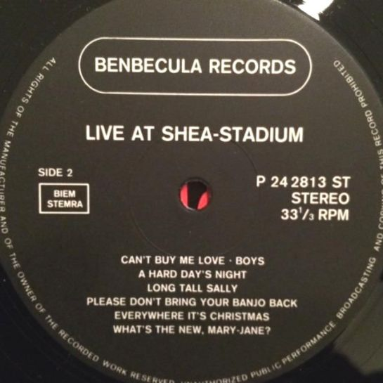 Beatles Benbecula 2