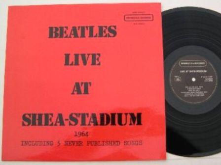 Beatles Benbecula