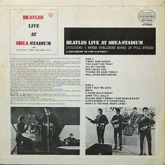 Beatles OG 718 L b