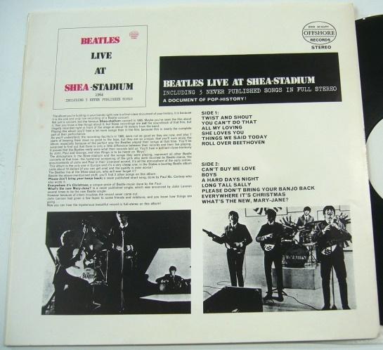 Beatles OG 719 b