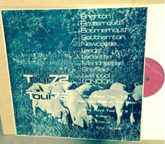 Pink Floyd BoT 72 3