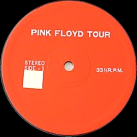 Pink Floyd the best of Tour72 73 lbl a