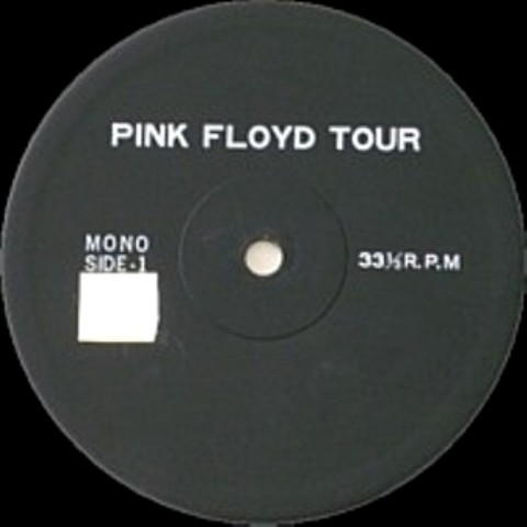 Pink Floyd the best of Tour72 73 lbl b