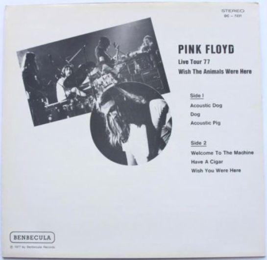 Pink Floyd WTAWH b