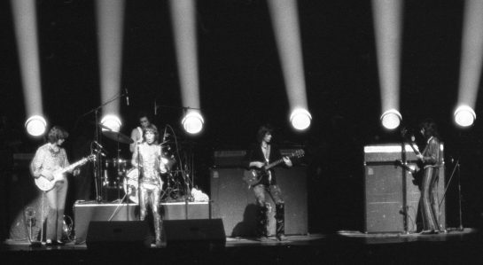 Rolling Stones Wembley 73