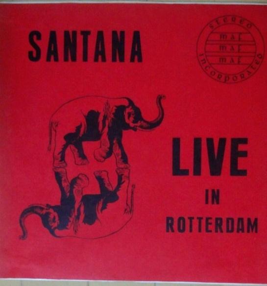 Santana Live Rotterdam