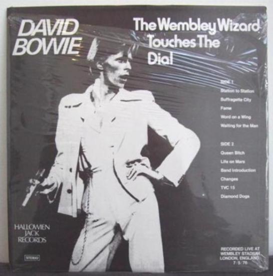 Bowie D WWTTD