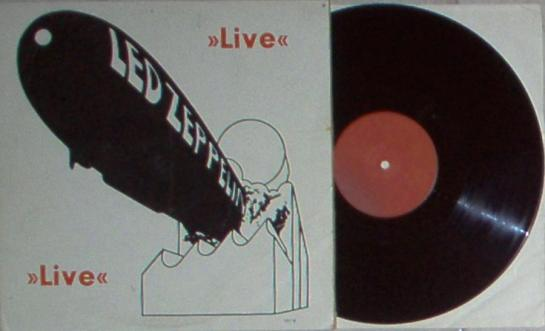 Led Zeppelin Live Best 1017 300